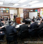 Meeting with Yeshiva Administrators Preps Agudah Advocates for New Legislative Session in Albany