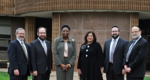 Rabbi Zalman Nissel (Chief Operating Officer, Bais Yaaov), and others
