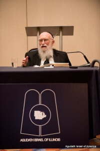 Midwest Agudath Israel Council of Synagogue Rabbonim Annual Conference1