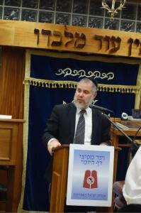 Rabbi Berish Braun, Rosh Kollel of Miami Beach Community Kollel