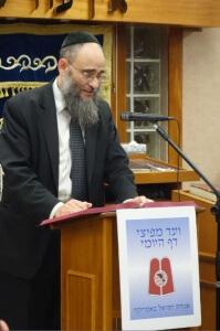 Rabbi Yaakov Gross, Rosh Kollel of Miami Beach Community Kollel