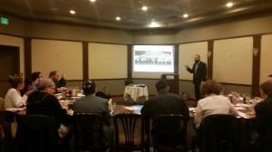 Cato's Jason Bedrick presenting on school choice in Denver