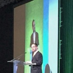 Rabbi A. D. Motzen at the Foundation for Excellence in Education