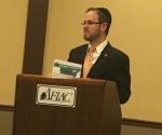 Rabbi A.D. Motzen presenting on school choice in Denver