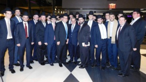 Agudath Israel Convention welcomes Baltimore leadership delegation
