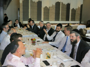 Agudath Israel of Florida Meets with Lt. Governor 2