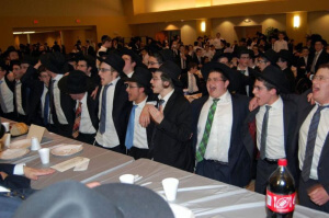 The Simcha of the Siyum