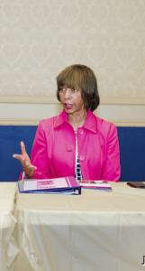 Maryland State Senator Catherine Pugh