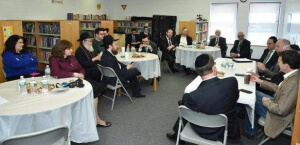 NJ Jewish community leaders unite in support of nonpublic school security funding2