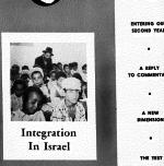 The Jewish Observer Vol. 2 No. 1 October 1964/Tishri 5725